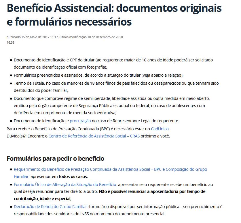 lista-documentos-para-requerer-loas-bpc